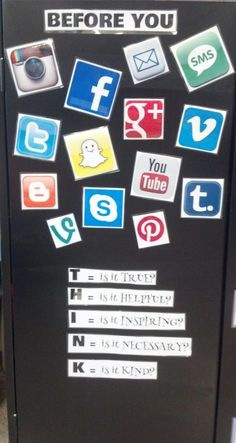 I Teach High School #bulletinboard.... should be in every high school/middle school