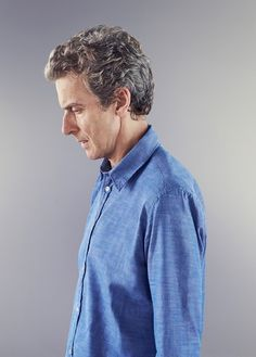 Peter Capaldi by Jon Cottam.
