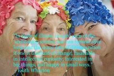 Edith Wharton quote.