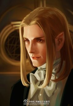 Annatar Tallstag, Highwall spymaster and artisan. He did the masterwork on Deme's dagger.