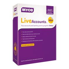 MYOB Live Accounts a relatively new product from MYOB seeks to simplify bookkeeping processes further than their products do currently as it faces some serious competition from Xero, Saasu and Quickbooks Online who all have online product offerings.