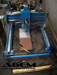 Seria FP1800 - AGEM CNC MILLING SYSTEMS - producent frezarek CNC