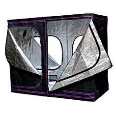 Apollo Horticulture 96'x48'x80' Mylar Hydroponic Grow Tent for Indoor Plant Growing