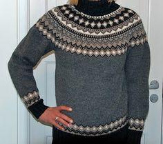2 av 6 gensere ferdig til Islandsturen
