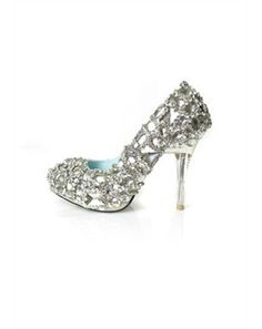 Big crystal shoes !  Not sure where I would wear them but . . .