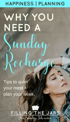 Use these self-care and planning tips every week to quiet your mind + plan your week. 90 minutes to rest, relax, and prepare for a productive week of intentional living. Self Development, Personal Development, Feeling Stressed, How Are You Feeling, Depression Support, Life Problems, Self Improvement Tips, Achieve Your Goals, Self Care Routine