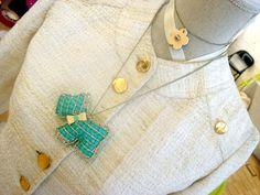 """Un modelo de fantasía con la blazer modelo """"impulso"""" una sofisticada chaqueta de la colección Intinto by Isabella"""