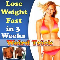 how to lose body fat fast in a week