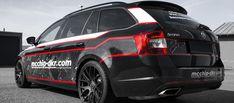 Skoda Octavia Combi RS Diesel by mcchip-dkr