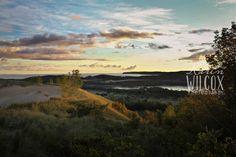 Sleeping Bear Dunes Michigan Landscape