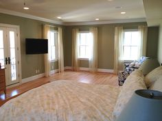 <b>master bedroom</b> 1 of 4 <b>master bedroom</b> on the second floor with large ...