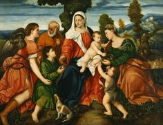 Bonifacio_de'_Pitati_-_The_Holy_Family_with_Tobias_and_the_Angel,_Saint_Dorothy,_Giovannino,_and_the_Miracle_of_the_Corn_be..._-_Google_Art_Project.jpg (3943×3030)