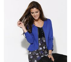 Krátka bunda na zips Jeans, Autumn, Blazer, Zip, Jackets, Women, Fashion, Woman Clothing, Coats