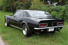 1967 Camaro, Chevrolet Camaro, Corvette, My Dream Car, Dream Cars, Classic Style, Classic Cars, Hot Rides, American Muscle Cars