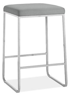 Collins Counter, Bar & Low Stools - Modern Counter & Bar Stools - Modern Dining Room Furniture - Room & Board