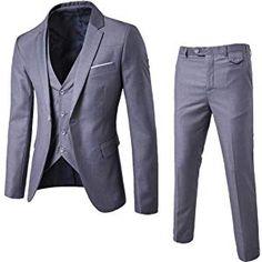 Men/'s Boys Colombe Gris Gilet Formel Business Mariage Travail Costume Gilet