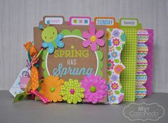 Doodlebug Design Hello Sunshine Mini Album