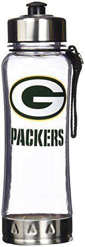 NFL Green Bay Packers ClipOn Water Bottle >>> You can find more details by visiting the image link.Note:It is affiliate link to Amazon.