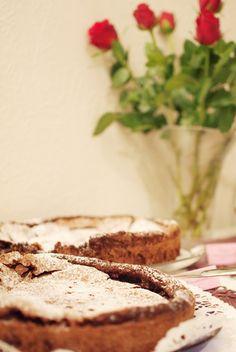 Ranskalainen suklaakakku ja hunaja-vaniljavaahto - Soppa 365