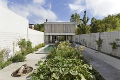 Casa MeMo (San Isidro, Pcia. de Buenos Aires, Argentina) por BAM! arquitectura