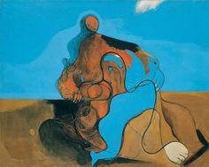 Max Ernst b. 1891, Brühl, Germany; d. 1976
