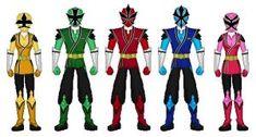 Power Rangers Samurai Strike by heavenlymythicranger