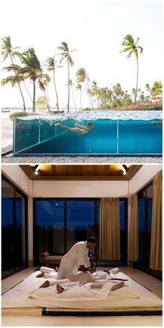 The #ResidenceZanzibar #Hotel - #Zanzibar - #Tanzania http://en.directrooms.com/hotels/info/4-142-10088-228320/