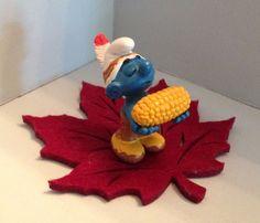 Thanksgiving Indian Smurf