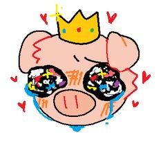 Emoji Drawings, Minecraft Fan Art, Cute Emoji, My Dream Team, Dream Art, Mood Pics, Cute Icons, Meme Faces, Reaction Pictures