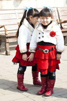 Beijing cowgirls