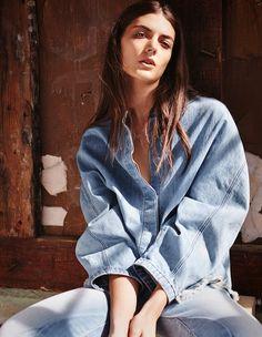 Katryn Kruger encanta nos cliques de Rokas Darulis para L'Officiel México Maio 2015 [Fashion]