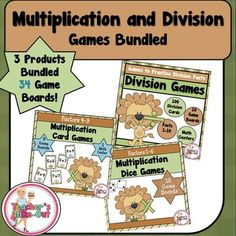 What are some good resources for learning division?