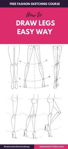 Sketching fashion illustration techniques, fashion illustration tutorial, fashion illustration sketches - Fashion sketch like a pro with