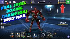 Real Steel Champions Hack APK - Unlimited Gold and Coins - NO Survey NO Password   Real Steel Champions Hack and Cheats Real Steel Champions Hack 2019 Updated Real Steel Champions Hack Real Steel Champions Hack Tool Real Steel Champions Hack APK Real Steel Champions Hack MOD APK Real Steel Champions Hack Free Gold Real Steel Champions Hack Free Coins Real Steel Champions Hack No Survey Real Steel Champions Hack No Human Verification Real Steel Champions Hack Android Real Steel Champio Boxing Champions, Real Steel, Hacks, Hack Tool, Play, Coins, Sports, Gold, Legends