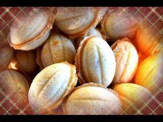 Russian Sweet Oreshki Nuts Recipe - YouTube