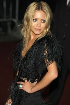 Go Bold with Statement Rings... Ashley Olsen