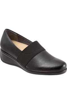 Trotters 'Marley' Slip-On Wedge Pump (Women) available at #Nordstrom