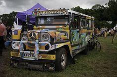 Truck, Glastonbury Festival, UK 2014  www.craiggreenslade.com
