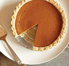 Low Fat Pumpkin Pie   Vitamix