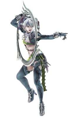 Tira of Soul Calibur
