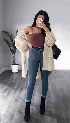 Fabulous Teenage Fashion Dress 2019 Outfits for Teenage Girls 6 First Date Outfit Casual, Cute Date Outfits, First Date Outfits, Casual Outfits, Spring Outfits For Teen Girls, Teen Fashion Outfits, Outfits For Teens, Girl Outfits, Fall Fashion