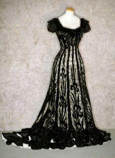 Edwardian dress, 1905 Dream Dress