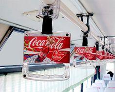 Colgados de la Publicidad: 20 ejemplos de publicidad sobre pasamanos