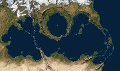 Map by Saktoth.deviantart.com on @deviantART