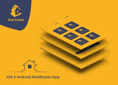 """Check out my @Behance project: """"Real Estate iOS app"""" https://www.behance.net/gallery/55110591/Real-Estate-iOS-app"""