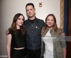 Zoe Lister-Jones, Colin Hanks and Samantha Bryant attend the 2015 Los Angeles Film Festival - Premiere Of Mister Lister Films' 'Consumed' at Regal Cinemas L.A. Live on June 15, 2015 in Los Angeles, California.