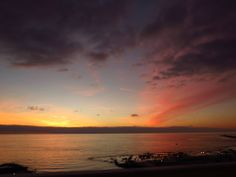 Livorno, sunset. Photo by Marco Garzelli