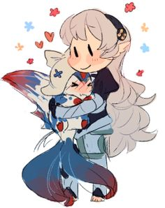 Fire Emblem: If/Fates - Kamui and Lilith