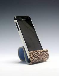 Výsledek obrázku pro ceramic handmade Cell Phone Holder