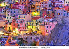 Manarola village, Cinque Terre Italy